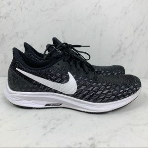 Nike Air Zoom Black Pegasus 35 Women's Sneakers 8
